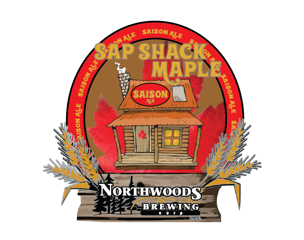 Sap Shack Maple Saison - bottle-01