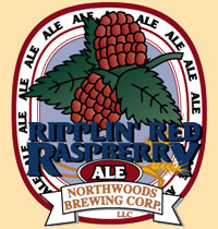Ripplin' Red Raspberry Ale