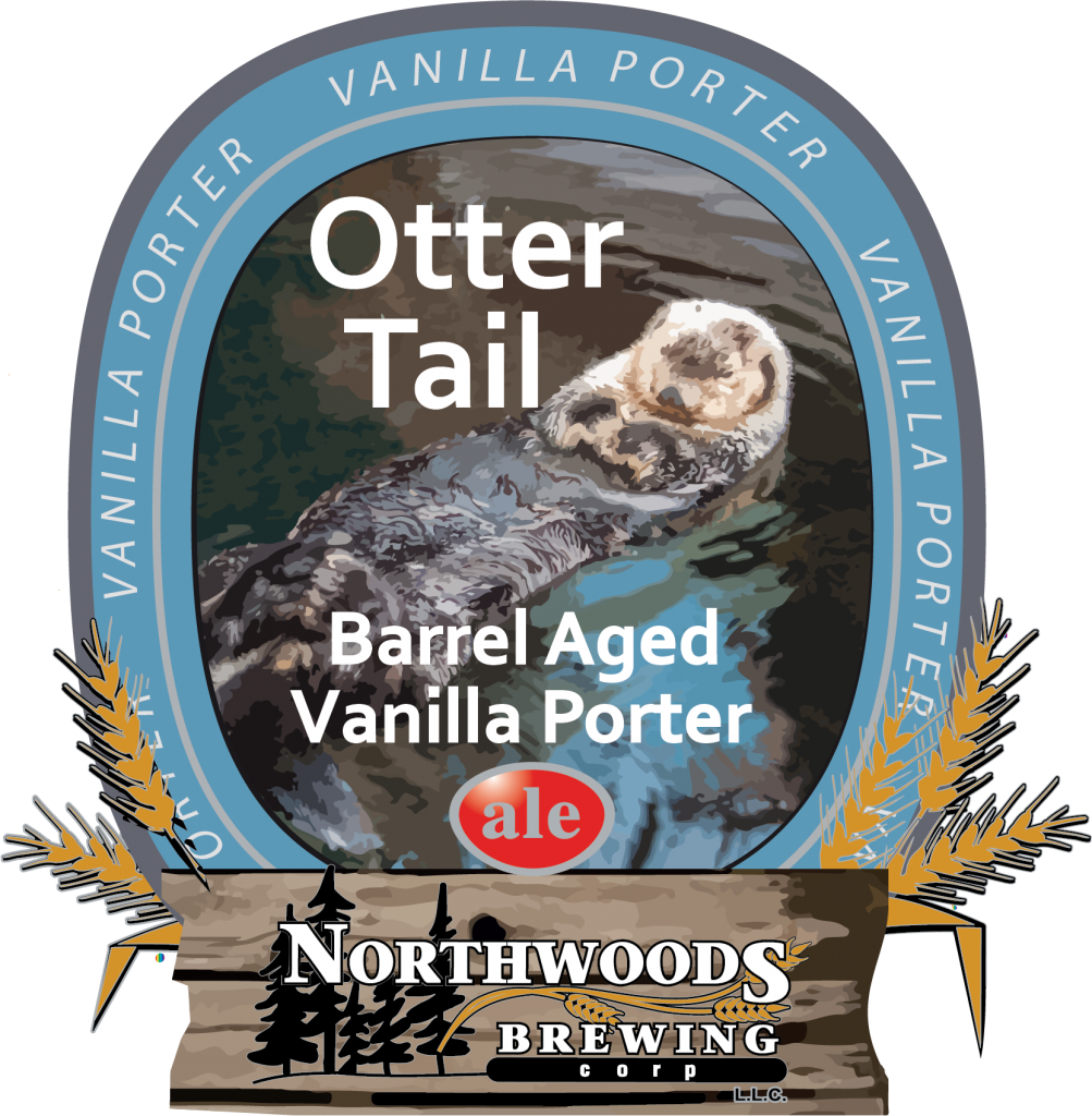 Otter tail - transparent